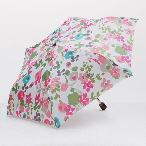 Umbrella in Ditsy Design