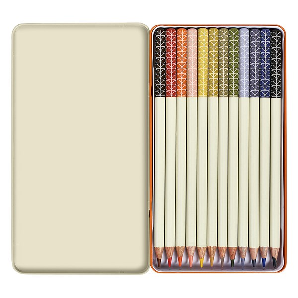 Orla Kiely Colouring Pencils Set