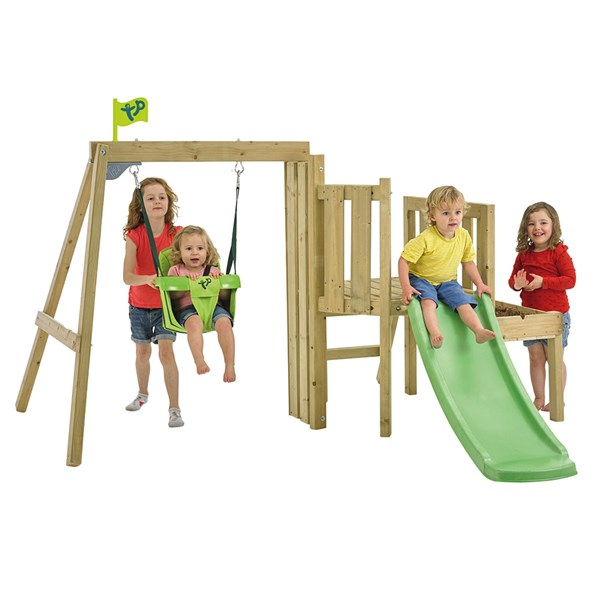 Early Fun Play Centre with Swing and Slide