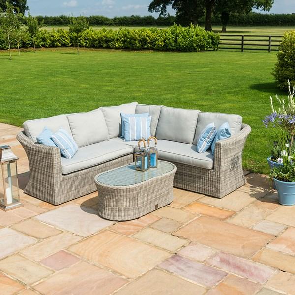 Oxford Outdoor Corner Sofa Set