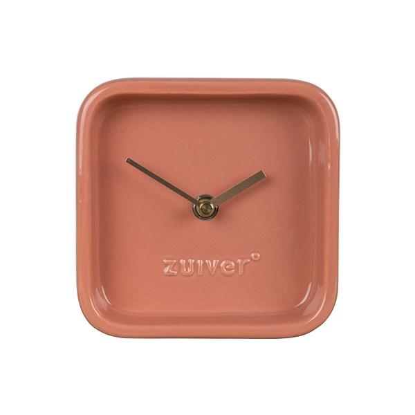 Zuiver Cute Desk Clock in Pink