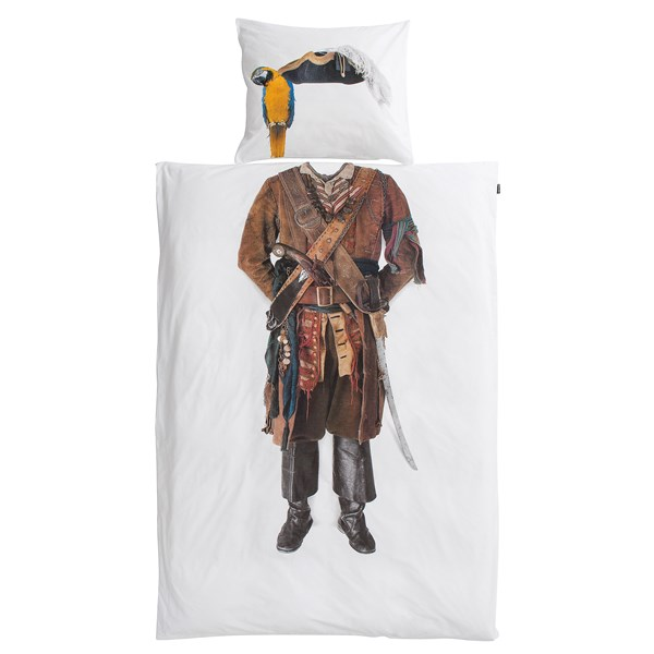 Snurk Pirate Duvet Bedding Set
