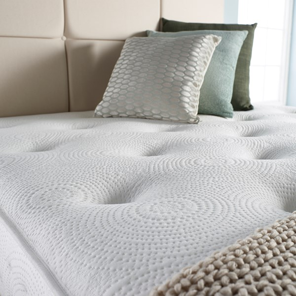 Relyon Pocket Memory Ultima Mattress and Padded Top Divan