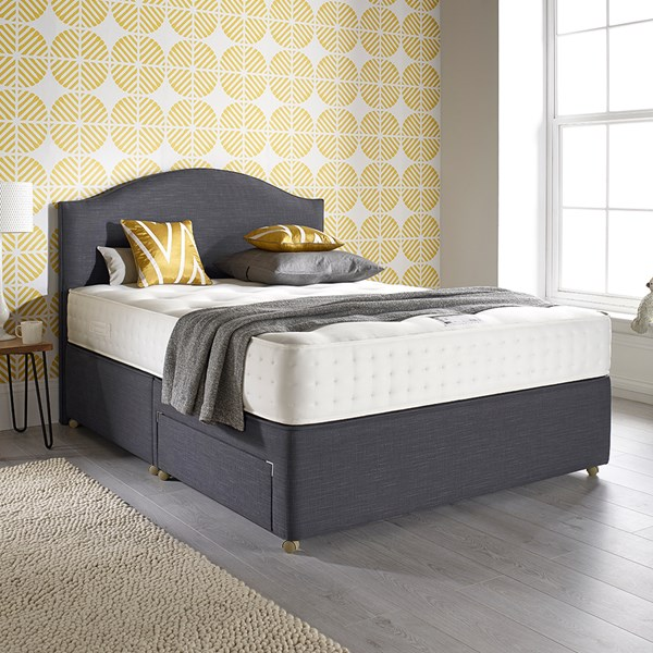 Relyon Pocket Ultima Mattress and Standard Padded Divan Top