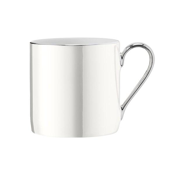 LSA International Polka Mug in Pearl