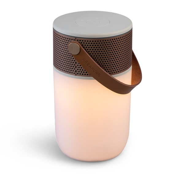 aGlow Kreafunk Multifunctional Speaker and Light