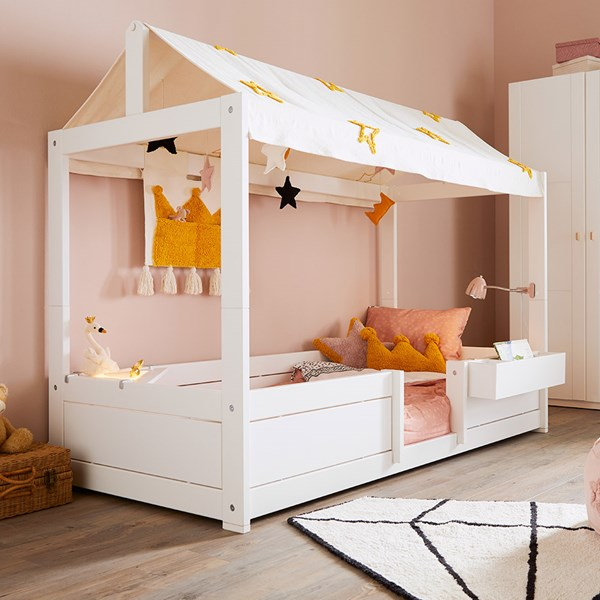 Lifetime Princess 4 in 1 Combination Bed