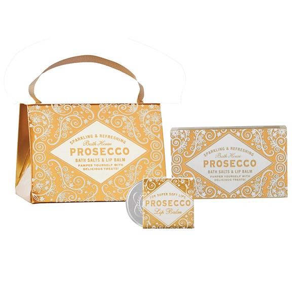 Bath House Prosecco Handbag Treat