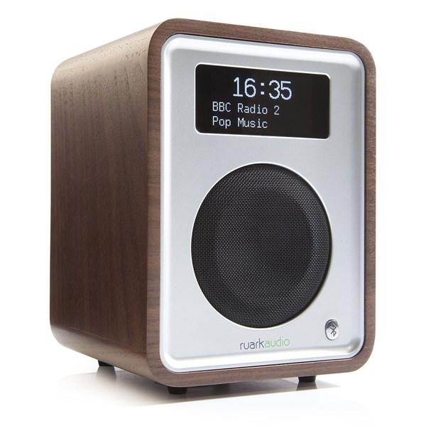 Ruark Audio R1 MK3 Deluxe DAB Radio in Walnut