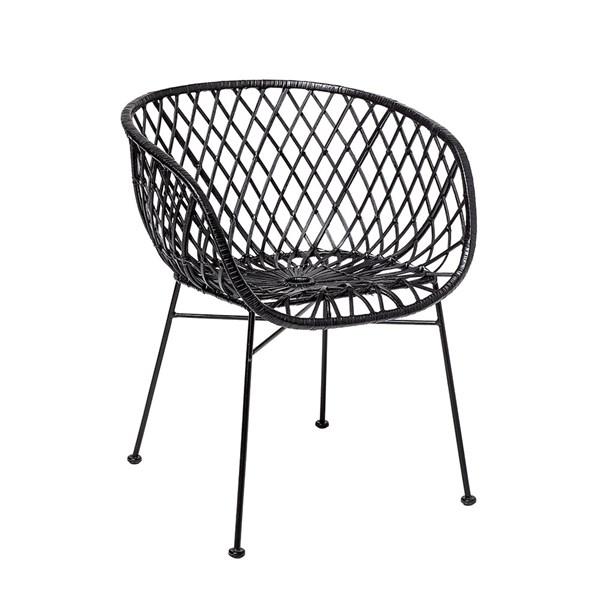 Bloomingville Rattan Kama Lounge Chair