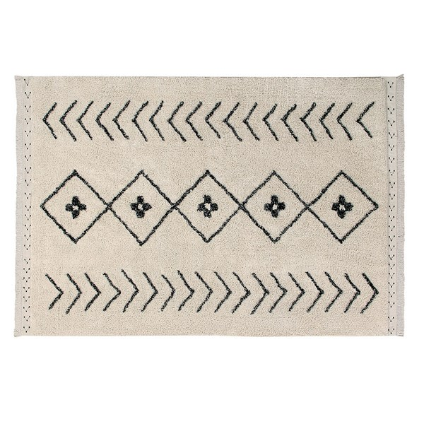 Lorena Canals Washable Bereber Rhombs Rug