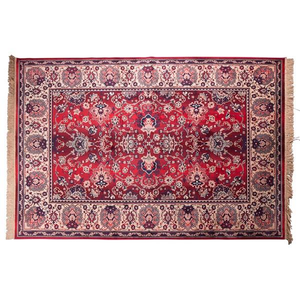 Red Oriental Rug