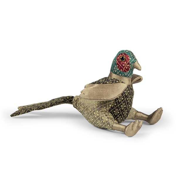 Reuben Junior Pheasant Animal Paperweight