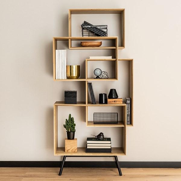 Vox Ribbon Tall Bookcase