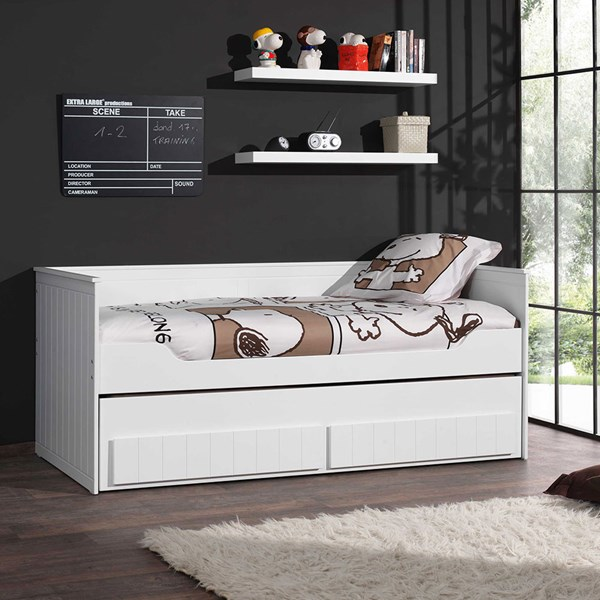 Robin Day Bed with Trundle and Drawers