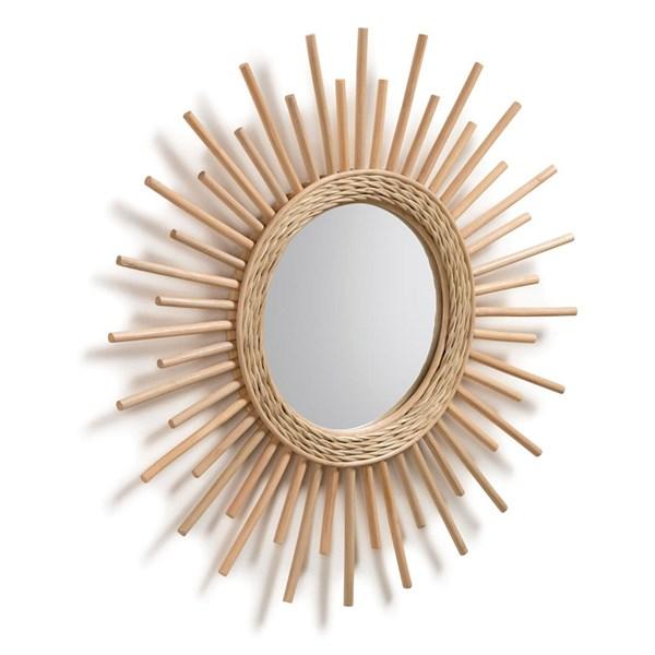 Marelli Natural Wall Mirror