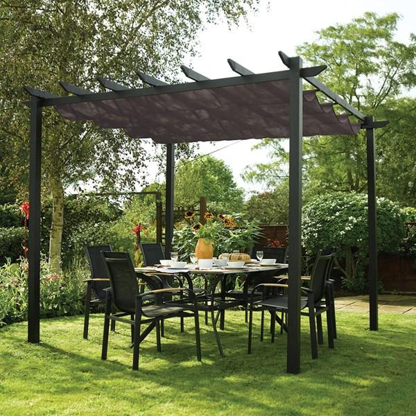 Rowlinson Latina Garden Canopy