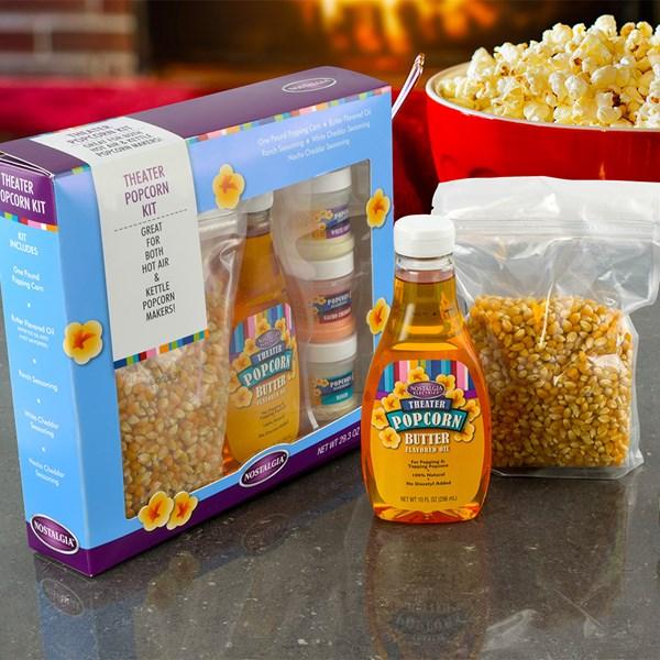 SMART Theatre Popcorn Making Kit