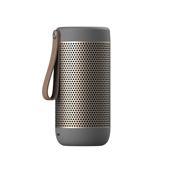 aCoustic Portable Bluetooth Speaker