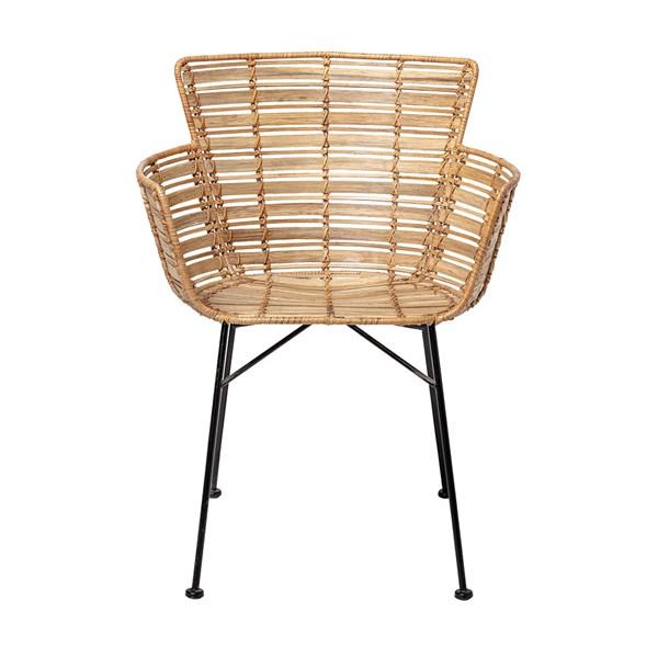 Bloomingville Rattan Coast Lounge Chair