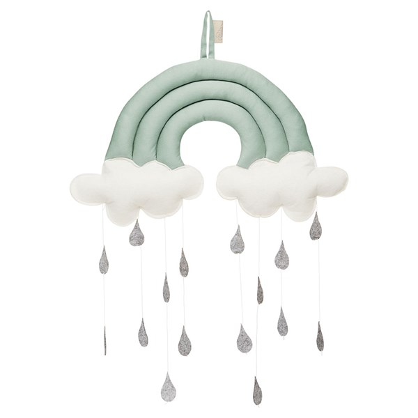 Cam Cam Copenhagen Rainbow Mobile in Sea Green
