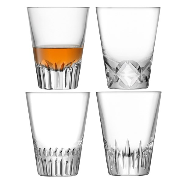 LSA International Tatra Tumbler Glasses Set