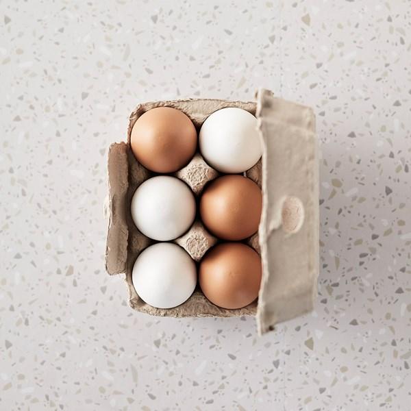 Kids Concept Wooden Bistro Toy Eggs Set