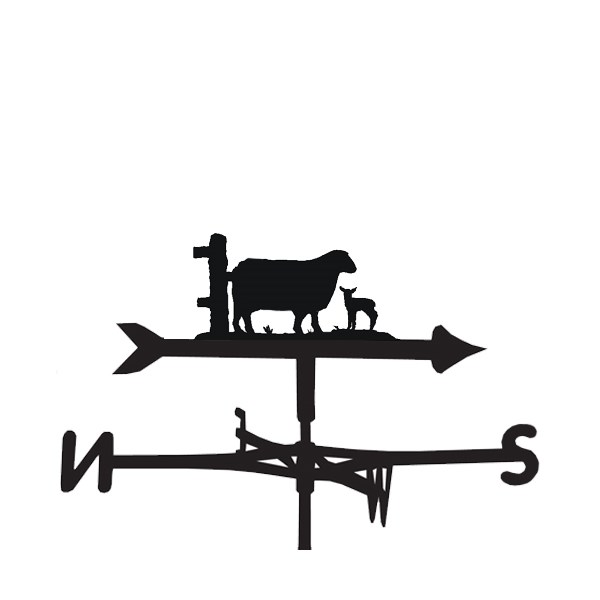 Sheep Weathervanes