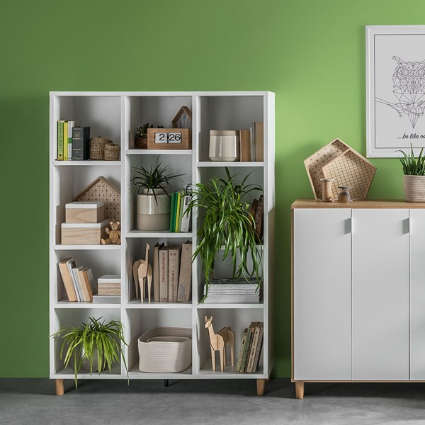 Vox Simple Low Bookcase