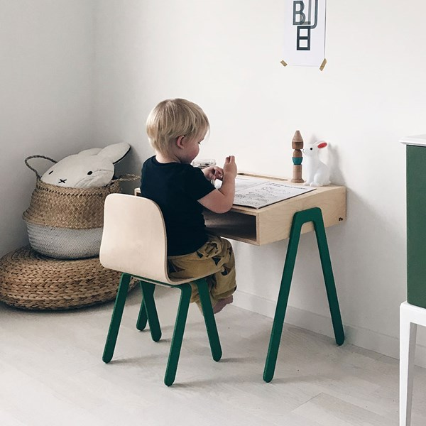 Small Children's Desk and Chair