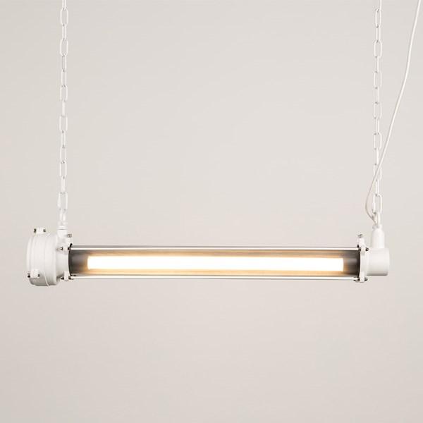 Zuiver Industrial Prime Pendant Light in White