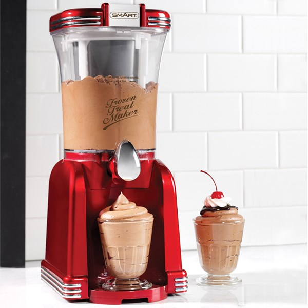 Smart 5 in 1 Slush and Soft Ice Cream Maker