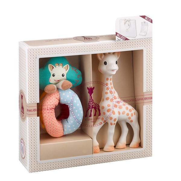 Sophie La Girafe Early Learning Set