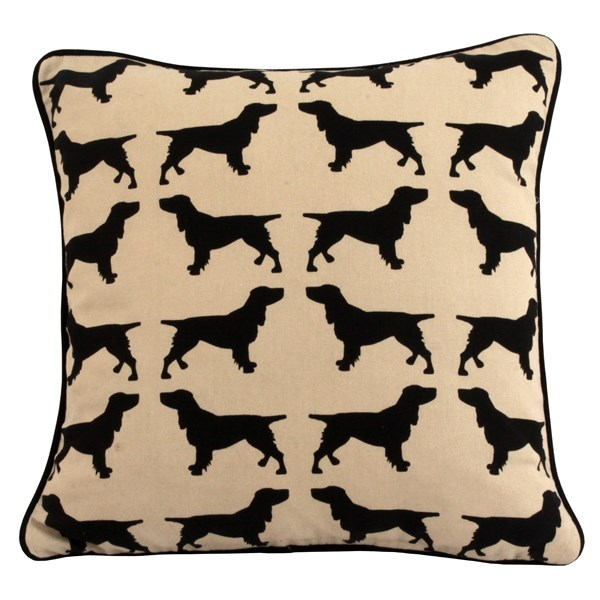 Unique Spaniel Scatter Cushion