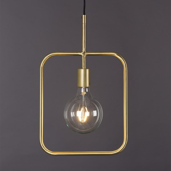 Modern Quirky Long Hanging Ceiling Light