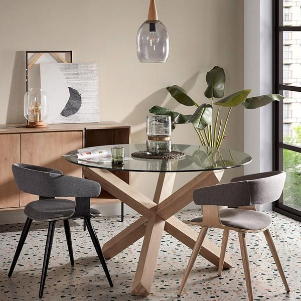 Stylish Round Dining Table