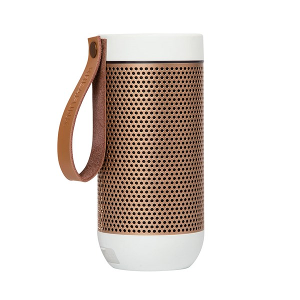 aFunk Portable Bluetooth Speaker in White