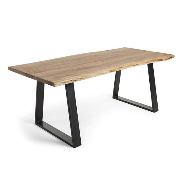 Sono Solid Acacia Dining Table by La Forma
