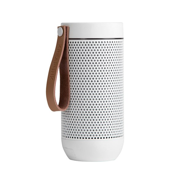 aFunk Portable Bluetooth Speaker White Edition