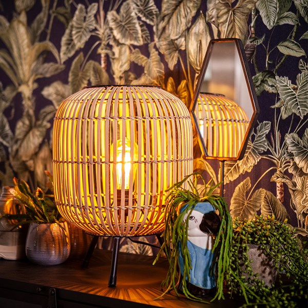 By Boo Sunset Table Lamp