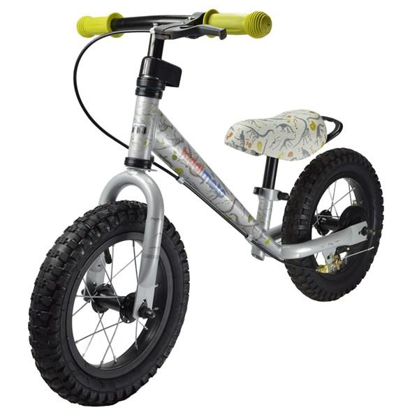 Dinosaur Bones Design Balance Bike for Kids