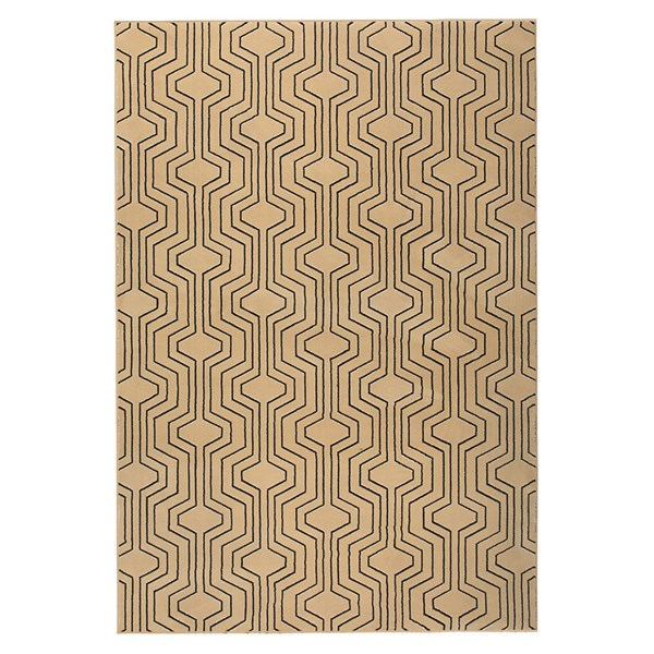 Bold Monkey Swinging Lines Rug 200 x 300cm