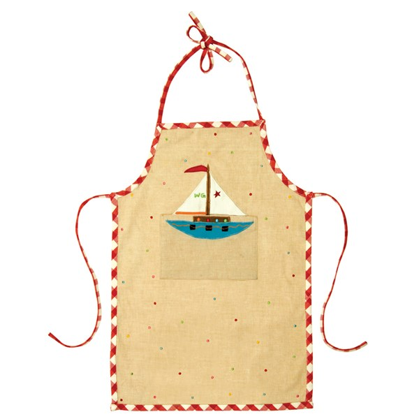 Childs Toy Shop Apron by Win Green
