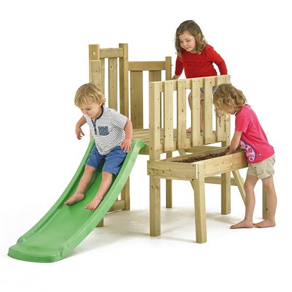 TP Toys Early Fun Play Centre with Slide
