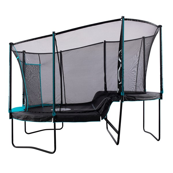 TP Toys Infinity Leap 2 Level Trampoline
