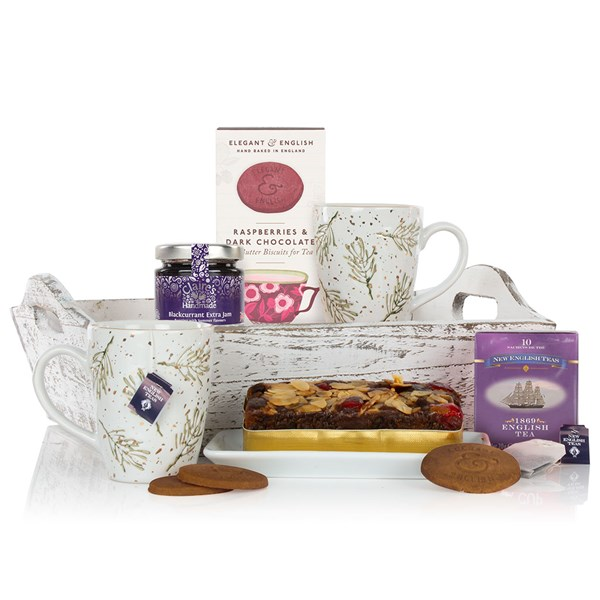 The Tea Tray Luxury Gift Hamper from Virginia Hayward