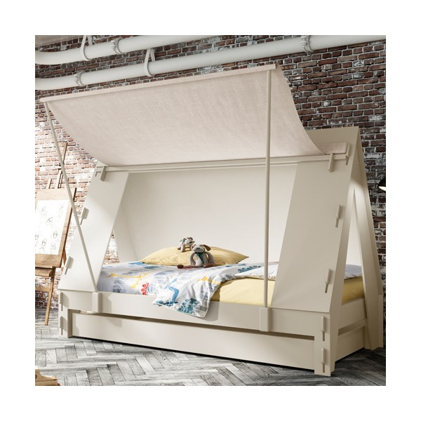 Kids Tent Cabin Bed by Mathy