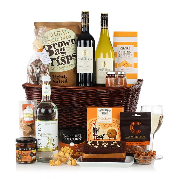 The Indulgence Gift Hamper from Virginia Hayward