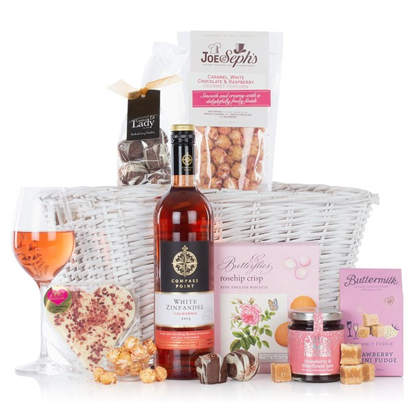 Ladies Indulgence Luxury Hamper Gift Basket