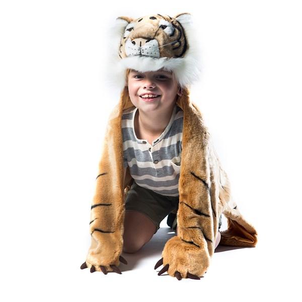 Ratatam! Kids Tiger Dress Up Disguise